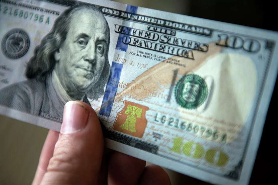New $100 bills start circulating Tuesday - Times Union