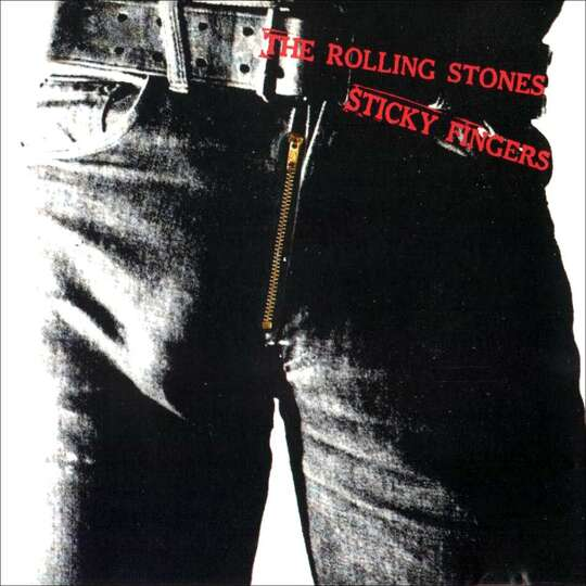 The Rolling Stones, 'Sticky Fingers': The cover star of this iconic LP was either one of Andy Warhol