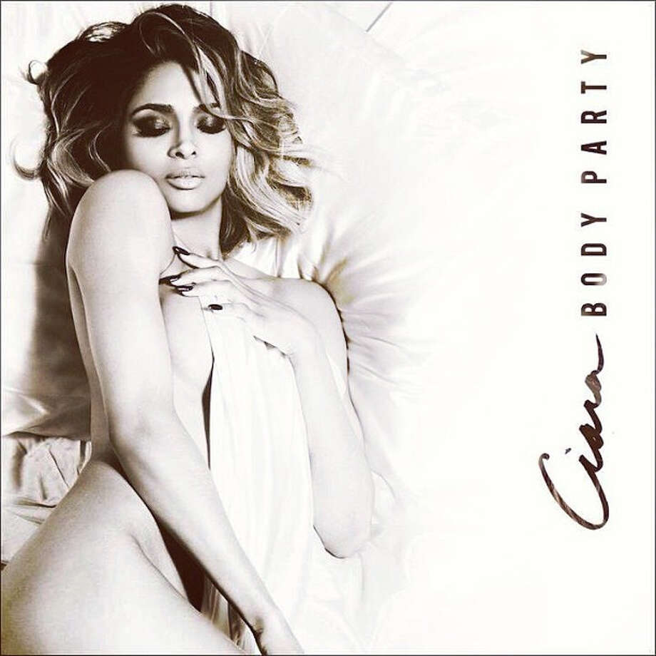 Ciara, 'Body Party':  Side-boob, 3. Photo: Epic Records