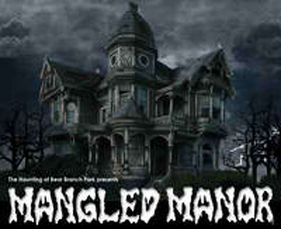 Mangled Manor is part of the Haunting at Bear Branch Park Oct. 17-31. Photo: Provided By The Woodlands