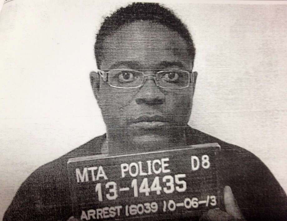 Registered sex offender Juan Baez, 37, of New Haven, Conn. was arrested Sunday for allegedly masturbating in front of two young women on a Bridgeport bound Metro-North train Sunday Oct. 6, 2013. Photo: Contributed Photo / Stamford Advocate Contributed