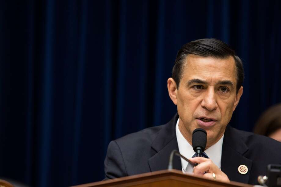 Rep. Darrell Issa — the $1.7 million man who bankrolled the recall  Issa got out of the race when Arnold Schwarzenegger jumped in. It turned out to be a good career move — for Issa. CA Recall Flashback: Darrell Issa Photo: Drew Angerer, Getty Images