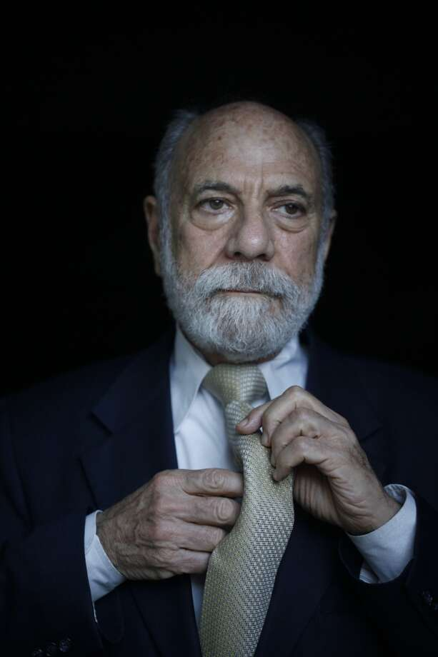 """Bruce Margolin — Marijuana attorney   Ten years ago, attorney Bruce Margolin held a campaign event at a San Francisco pot club. Back then it was controversial. Now it's called """"Getting out the youth vote."""" CA Recall Flashback: Bruce Margolin Photo: Mike Kepka, The Chronicle"""