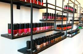 Lux SF is a new Hayes Valley nail salon that is quickly becoming a go-to mani-pedi destination, thanks to its myriad lust-worthy polishes (200 and counting) and schedule-friendly hours.
