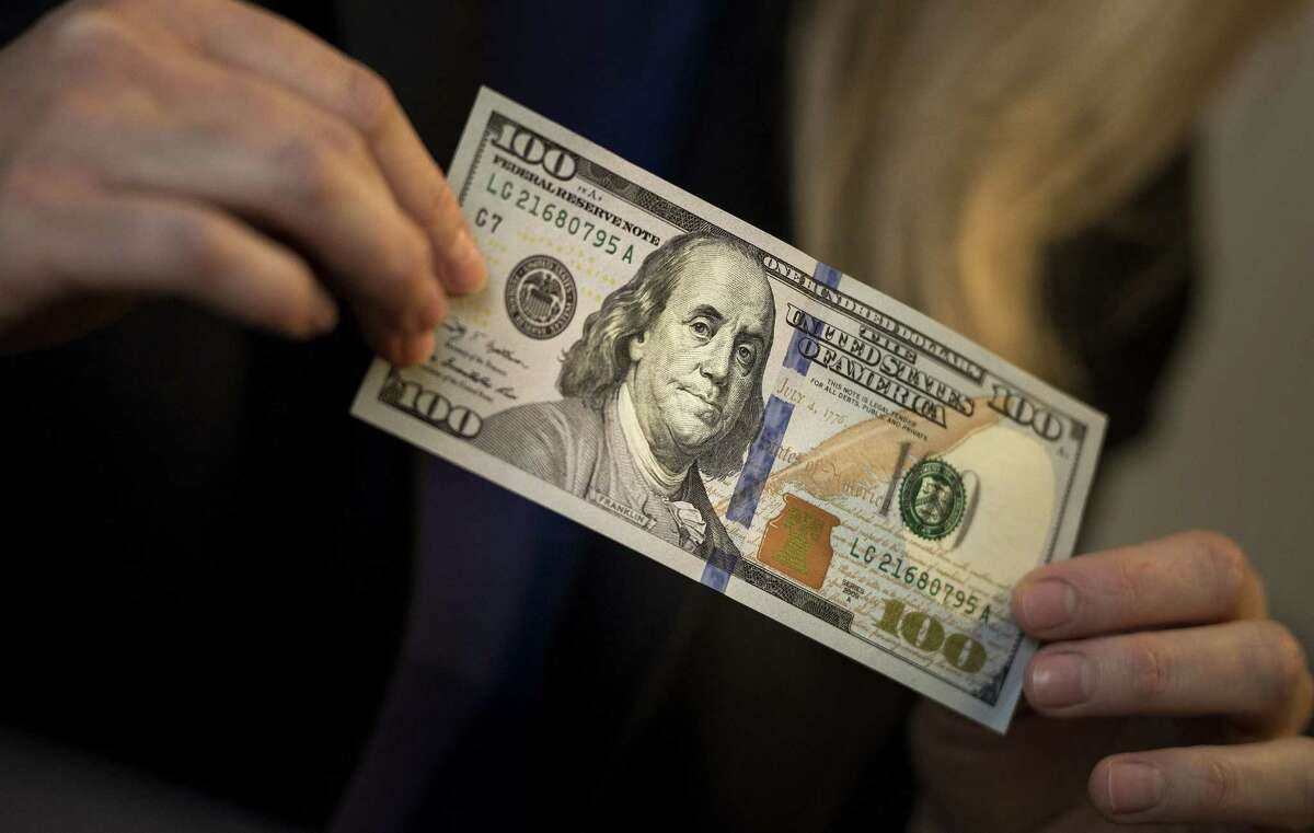 Officials stressed that the $900 billion worth of $100 bills currently in circulation will remain good and will only be gradually phased out as worn-out bills are returned to Fed facilities.