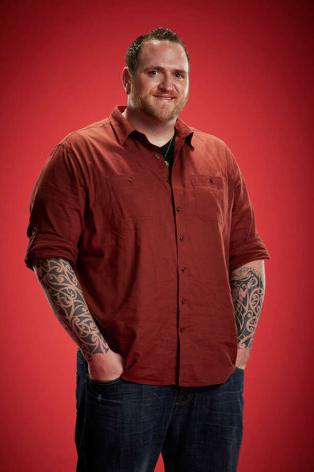 THE VOICE -- Season: 5 -- Pictured: Shawn Smith -- (Photo by: Paul Drinkwater/NBC) Photo: NBC, Paul Drinkwater/NBC / 2013 NBCUniversal Media, LLC
