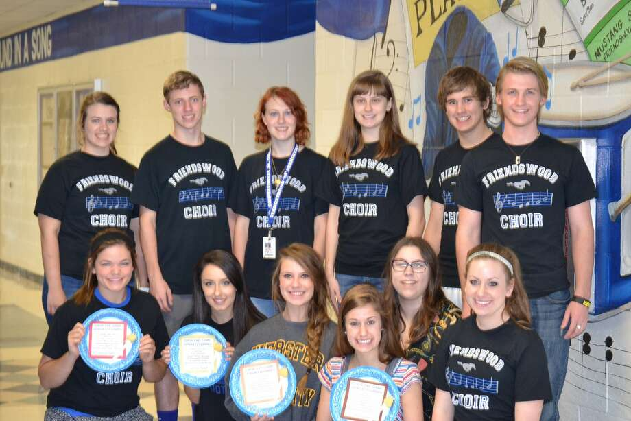 Friendswood High School Choir. Photo: Photo Provided