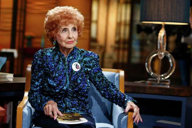 "Pictured: Elinor Otto appears on NBC News' ""Today"" show. Photo: NBC NewsWire, Getty / 2013 NBCUniversal Media, LLC."