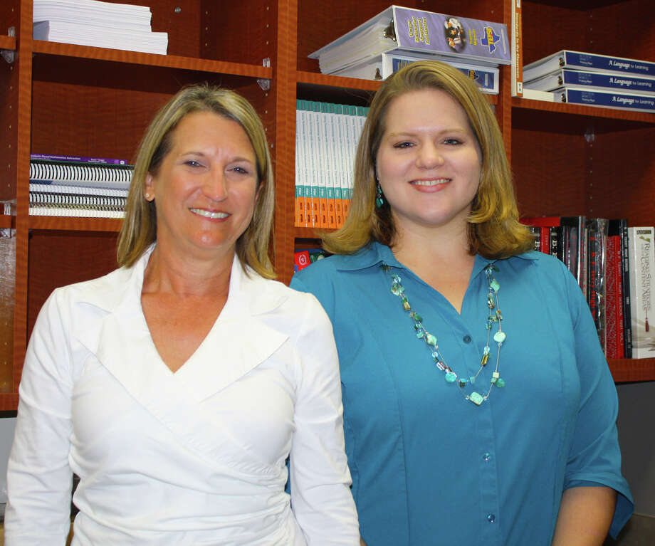 Terry principal Vera Wehring, left, will be accompanied by Terry assistant principal Amy Araguz on her trip to Kansas. The Army is picking up the tab for travel and accommodations.