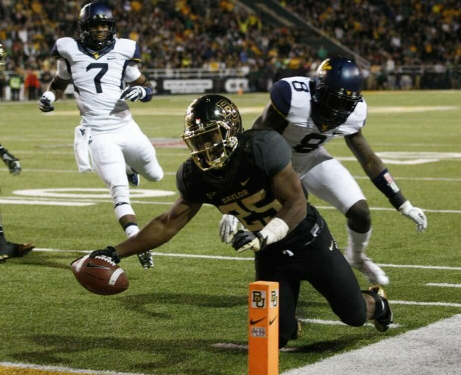 Baylor is averaging more than 70 points and more than 700 yards per game.