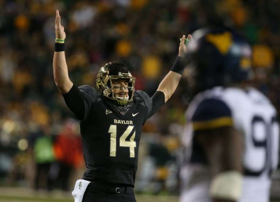 Bryce Petty is continuing the Baylor surge ignited by Robert Griffin and extended by Nick Florence.