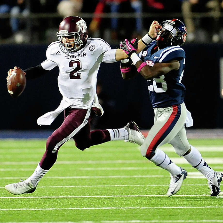 Manziel returns to the scene of his historic freshman breakout. Photo: Stacy Revere, 2012 Getty Images / 2012 Getty Images