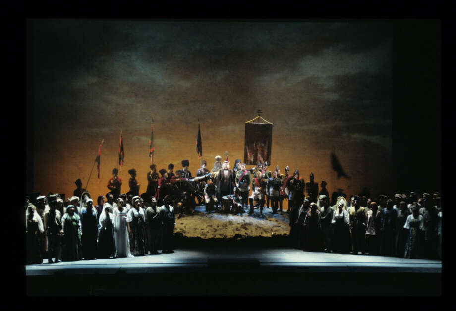 War and Peace  (1991) one of the best things San Francisco Opera ever did Photo: SF Opera Archives