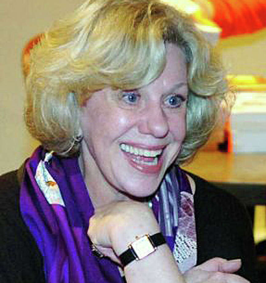 "Ercia Jong will speak Wednesday at the Westport Library to mark the 40th anniversary of the publication of her novel, ""Fear of Flying."" Photo: File Photo / Westport News"