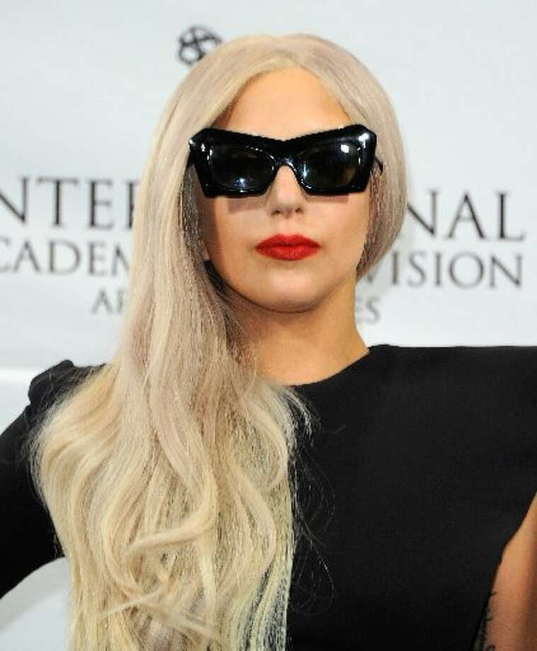"Lady Gaga: The star said she ""likes girls"" and has had bisexual experiences in the past."