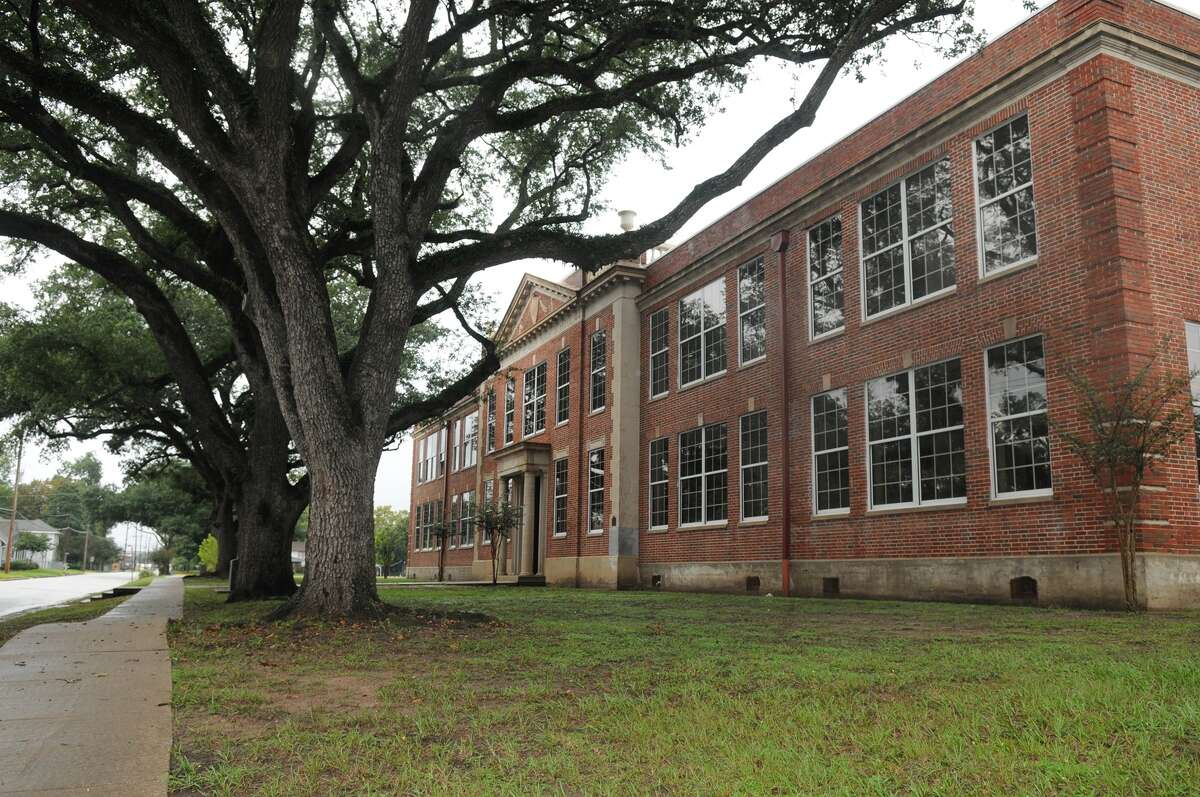 Charles Bender High School, built in 1929, will be transformed into a performing arts center.