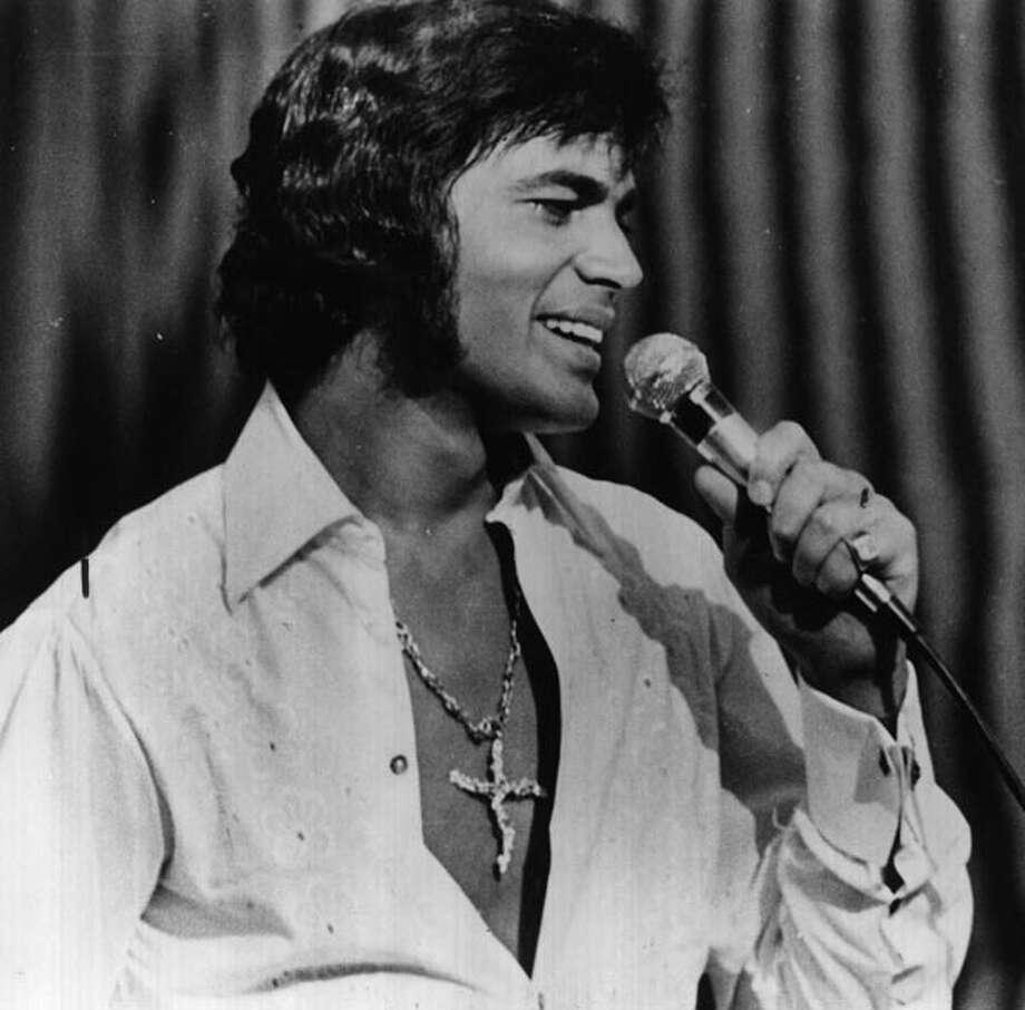Englbert Humperdinck, entertainer. 8/23/1972.