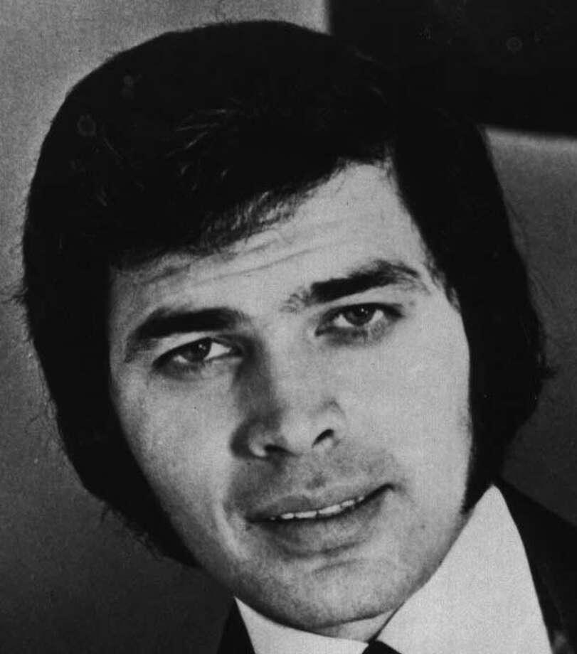 Engelbert Humperdnick entertainer. 8/22/1971.