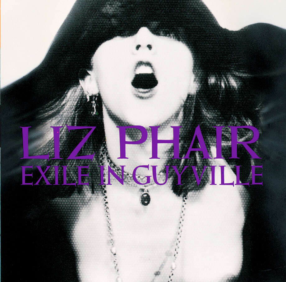 Liz Phair, 'Exile In Guyville': She has a little too much fun in a photo booth and suddenly there are thousands of sad, horny indie-rockers walking around. Photo: ATO Records