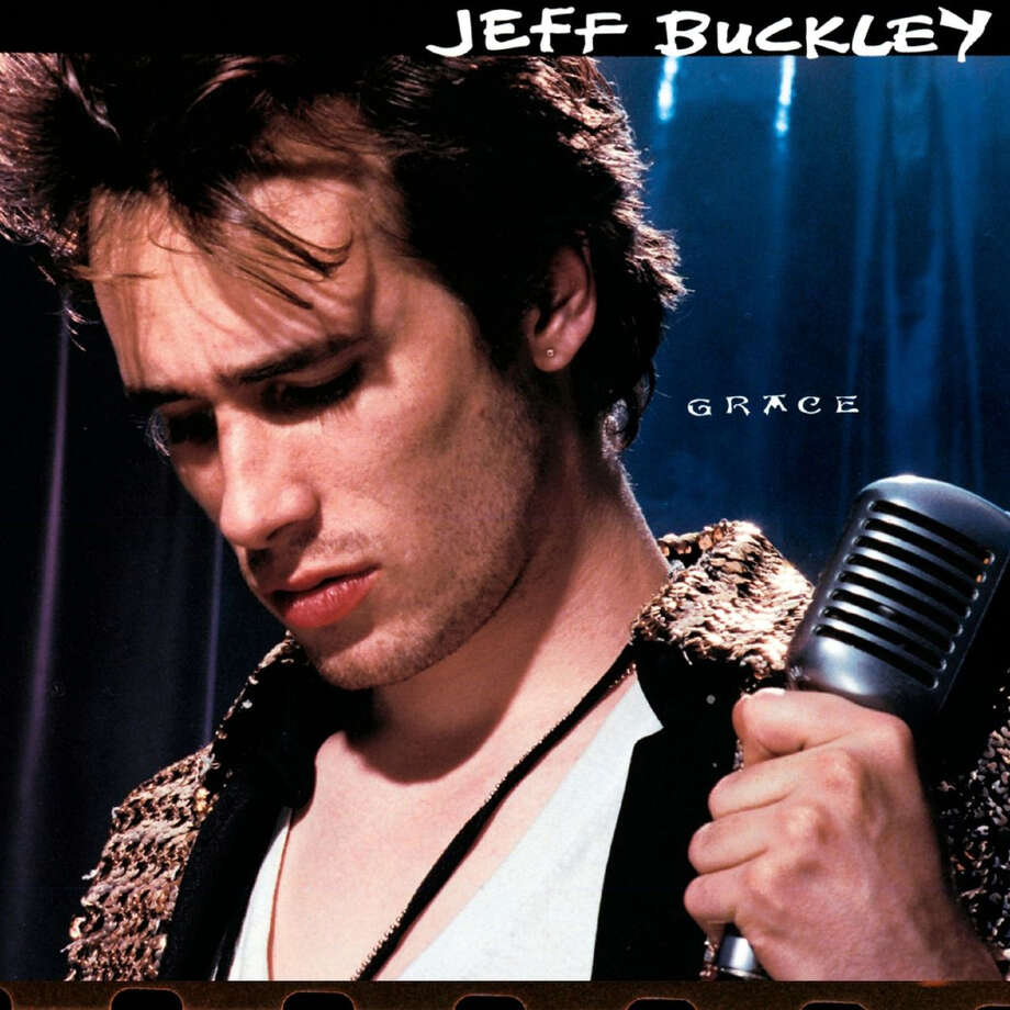 Jeffy Buckley, 'Grace': We're not sure what was happening in the part of this photo that got cropped but have some pretty good guesses. Photo: Sony