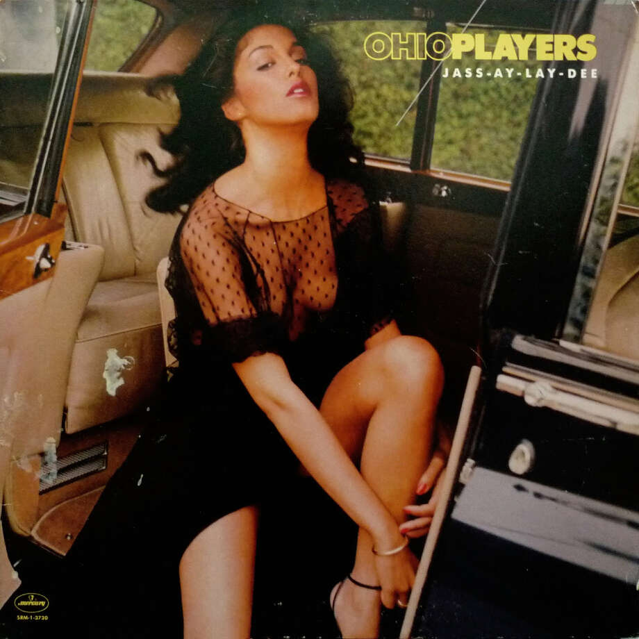 Ohio Players, 'Jass-Ay-Lay-Dee': Just one of the provocative covers from the masters of the genre. See also: 'Fire' and 'Honey.' Photo: Polygram Records