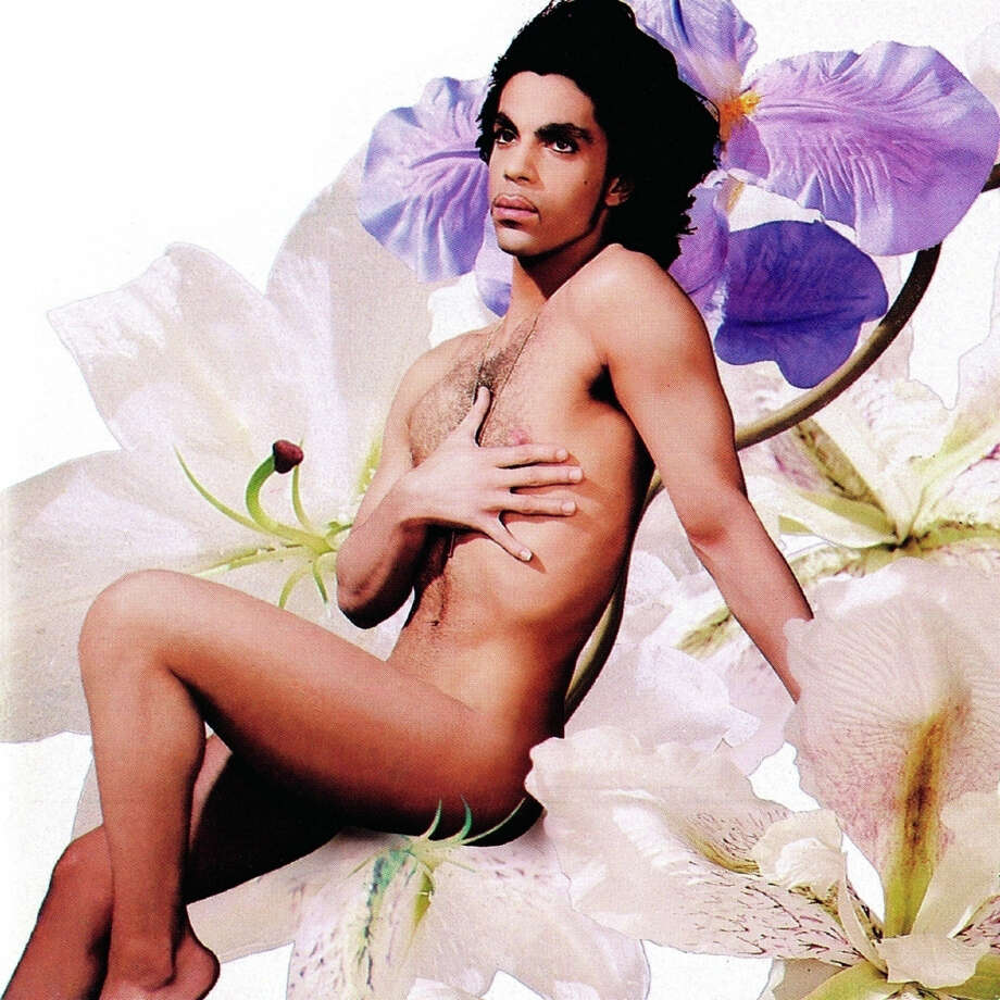 Prince, 'Lovesexy': Side-boob, 2. Photo: Warner Bros.