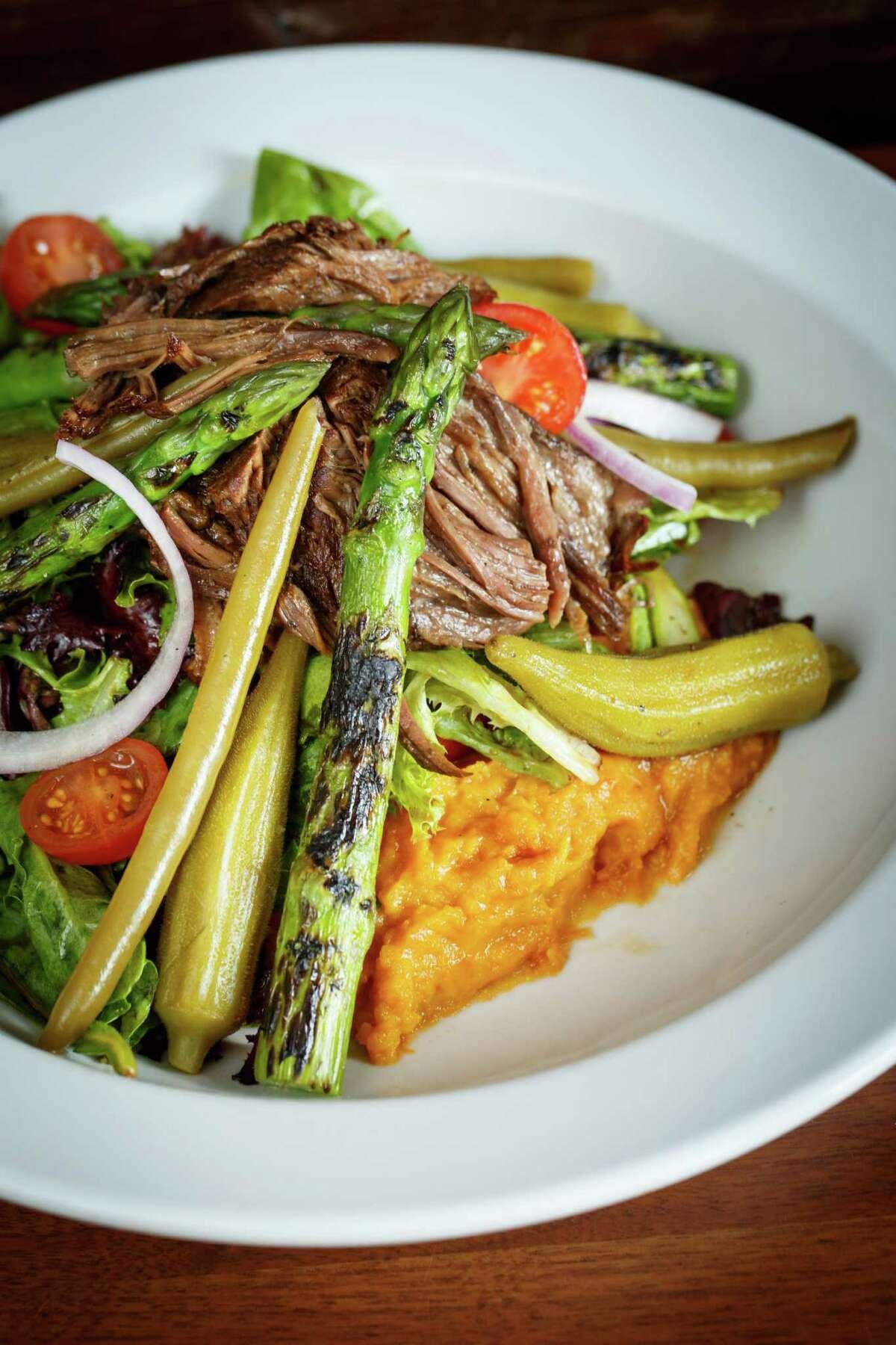 BRC Gastropub has unveiled a short rib salad.