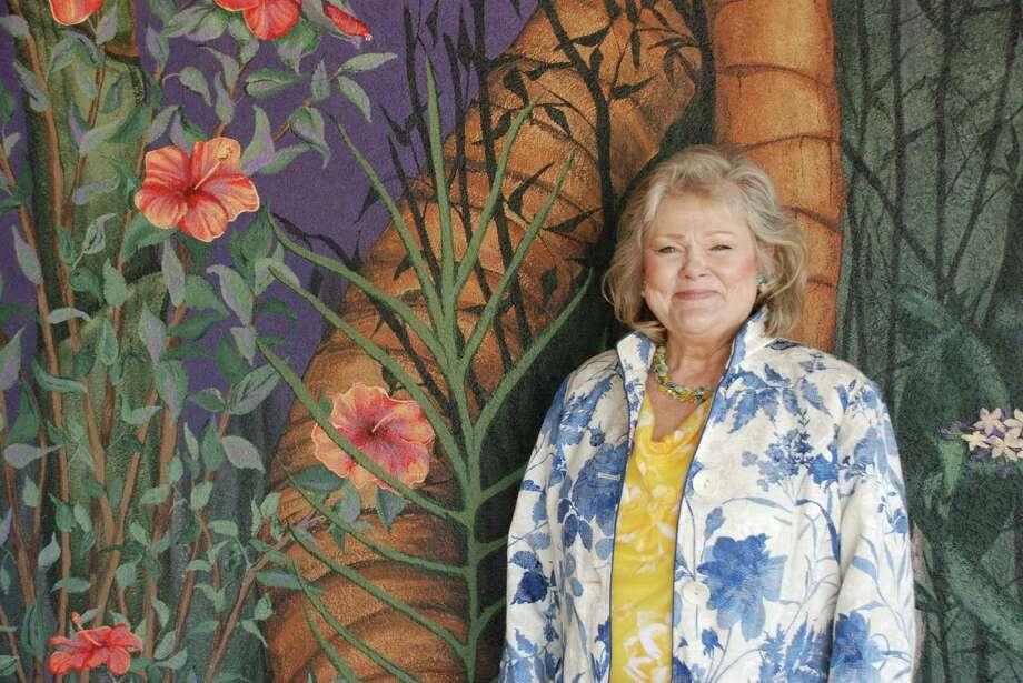 Kathy Beck, Spring Texas muralist Photo: Lindsay Peyton