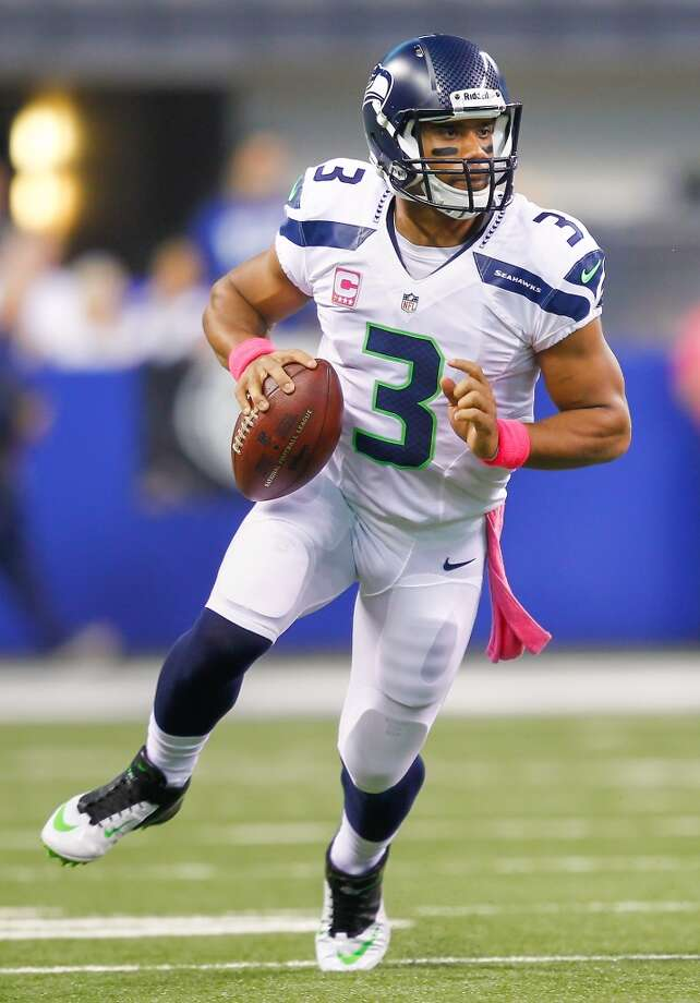 5. Seahawks (4-1)  Last week: 2Seattle allowed two 2 TD passes against Andrew Luck at Indy, the same number they gave up over first 4 games. Photo: Michael Hickey, Getty Images