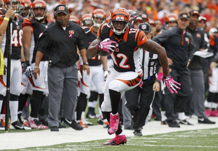 9. Bengals (3-2)  Last week: 16With third win in four games, Cincinnati remained in 3-way tie atop AFC North. Photo: David Kohl, Associated Press