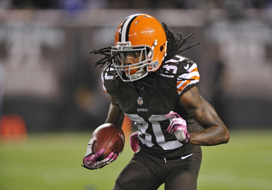 16. Browns (3-2) Last week: 21Three-game winning streak has given Browns their best record after five games since 2001. Photo: David Richard, Associated Press