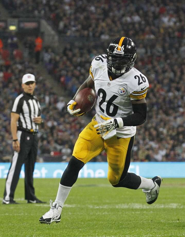 29. Steelers (0-4) Last week: 30   Hard to recall last time Steelers' running game was so bad. They're 31st in rushing (58 yards a game). LW: 30. Photo: Sang Tan, Associated Press