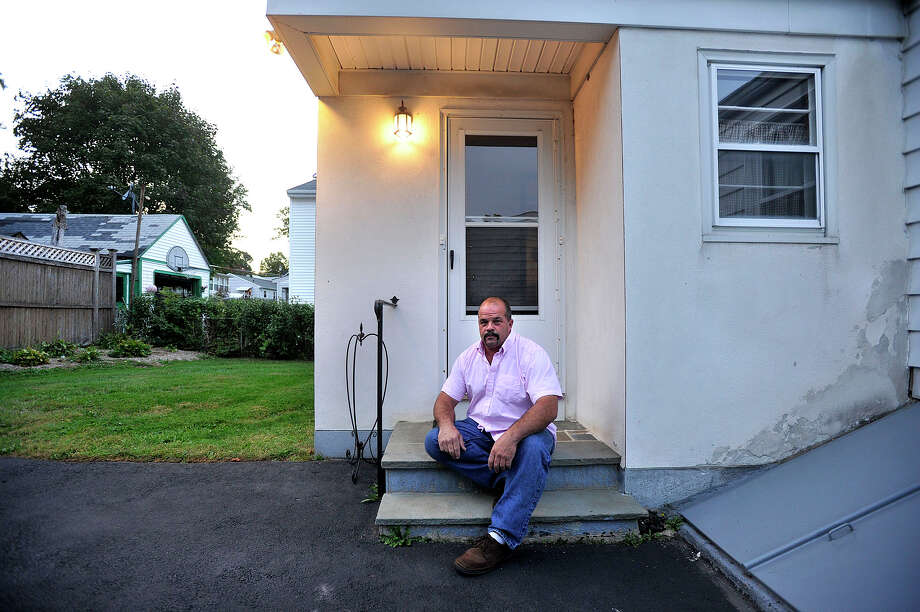 John Zito, mayoral candidate for Stamford, poses for a photograph at his sister's home in Stamford, Conn., on Tuesday, Oct. 8, 2013. Photo: Jason Rearick / Stamford Advocate