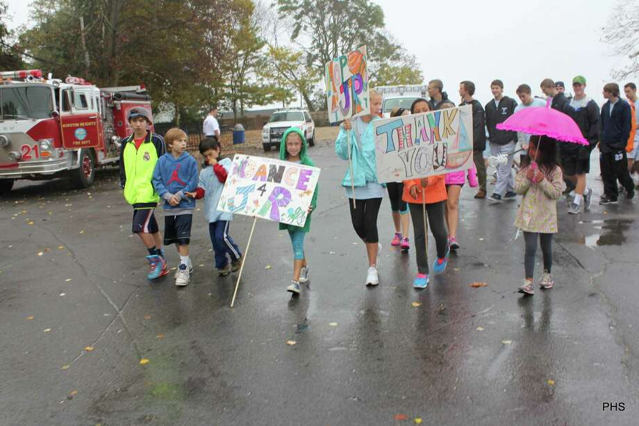 Were you SEEN at the JR Forever 6th Annual Memorial Walk on Sunday, October 6, 2013 Photo: Picasa, P. Ha-Stevenson / Hearst Connecticut Media Group
