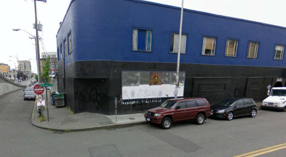 Before this non-descript Eastlake building became music club El Corazon, it was the Off Ramp, a stuffy, sweaty, gritty place to see punk bands. Photo: Seattle Post-Intelligencer