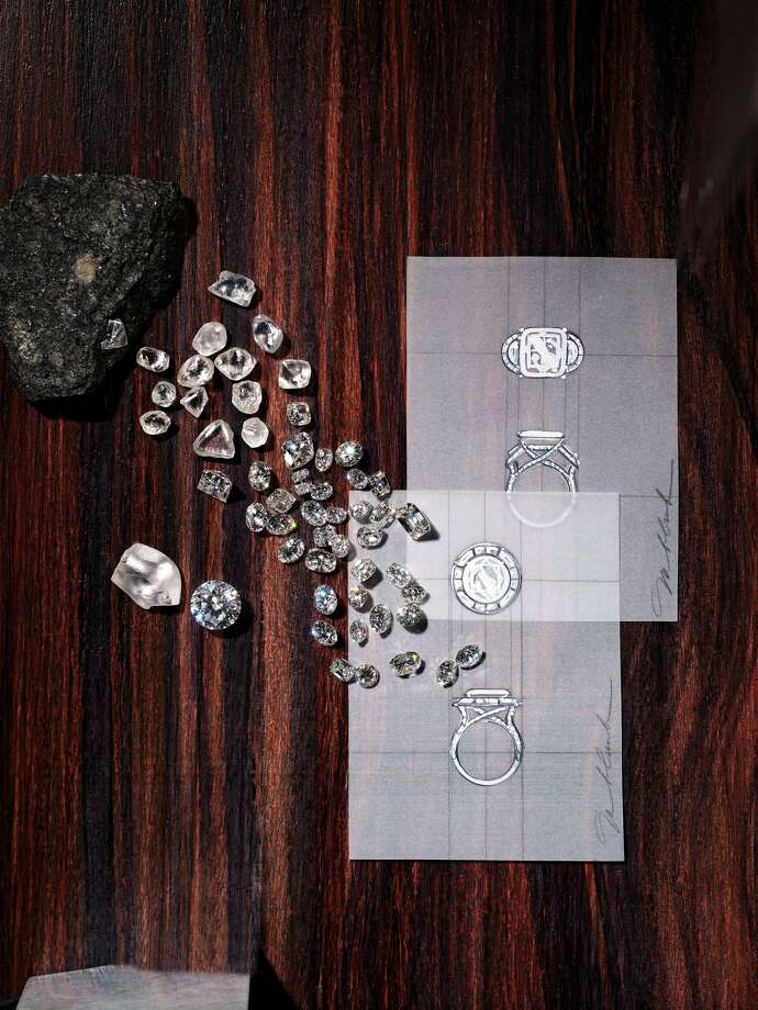 For some people, buying a 25-carat rough diamond is just not enough. They want to see where in Namibia the diamond came from, in person, along with the Namibian sorting houses where it was sorted. And, they want to see the master craftsman at De Beers in London, who will cut and polish the diamond to blingy perfection. And, they want to have dinner with the De Beers CEO. All this, for $1.85 million. Photo: Courtesy Photo