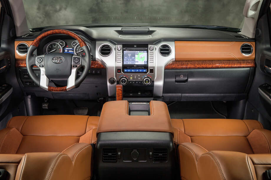 8. 2014 Toyota Tundra17 MPG combinedMSRP: $26,200Source: Edmunds.com / Dewhurst Photography 2012