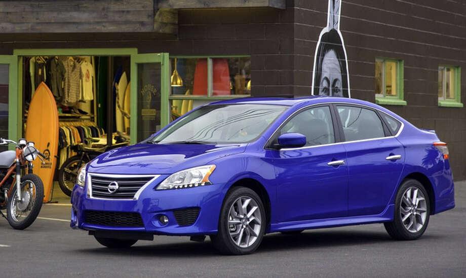 Nissan SentraStarting at $15,990