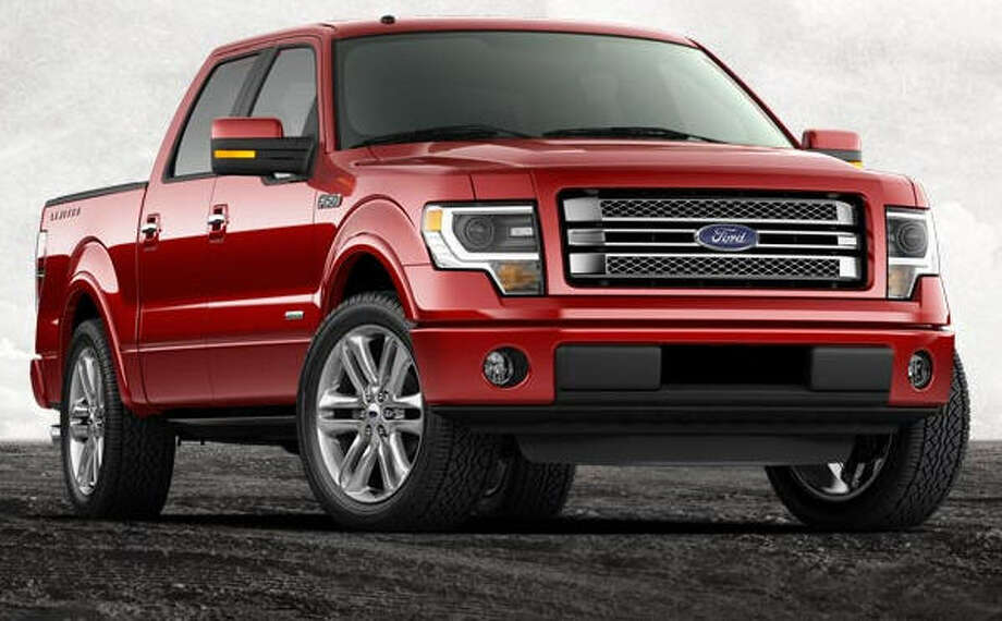 Model:2013 Ford F-150 LimitedStarting price:$52,500Source: Business Review USA