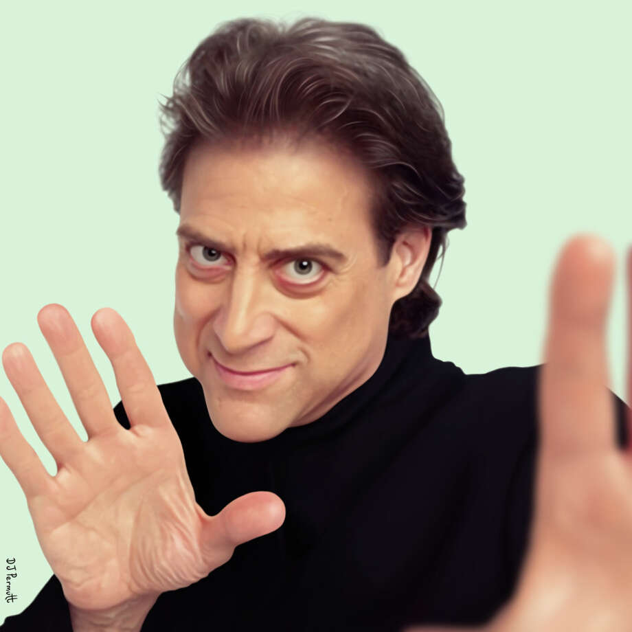 "Richard Lewis, of ""Curb Your Enthusiasm,"" will bring his comedy to The Ridgefield Playhouse on Friday, Oct.18. Photo: Contributed Photo"