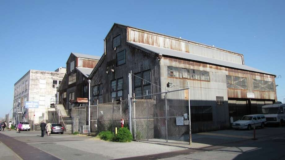 The empty buildings and ravaged blocks of the Pier 70 district have been off the city map for decades. Now, with nearby Mission Bay and Dogpatch booming, the Port of San Francisco hopes to see it transformed into a busy mixed-use district. Photo: The Chronicle