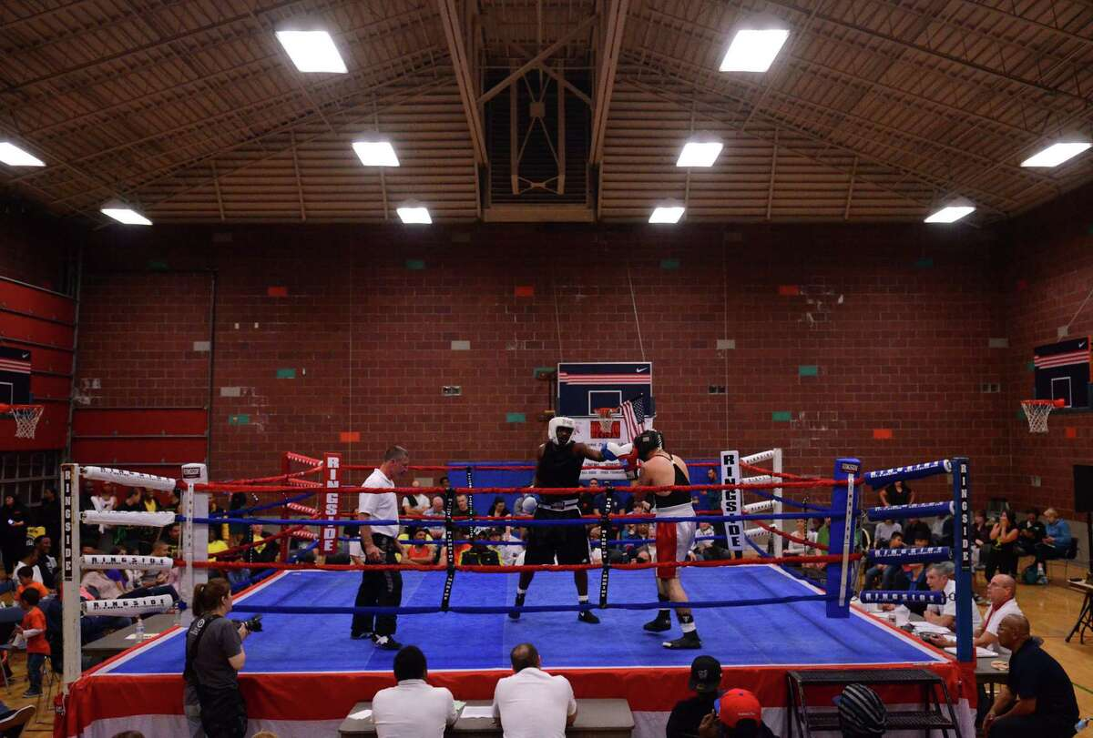Boxers from all over the Northwest region, ranging from ages 8-34, competed in the 4th annual Central District Boxing Revival Saturday, Oct. 5, 2013, at the Garfield Community Center in Seattle.