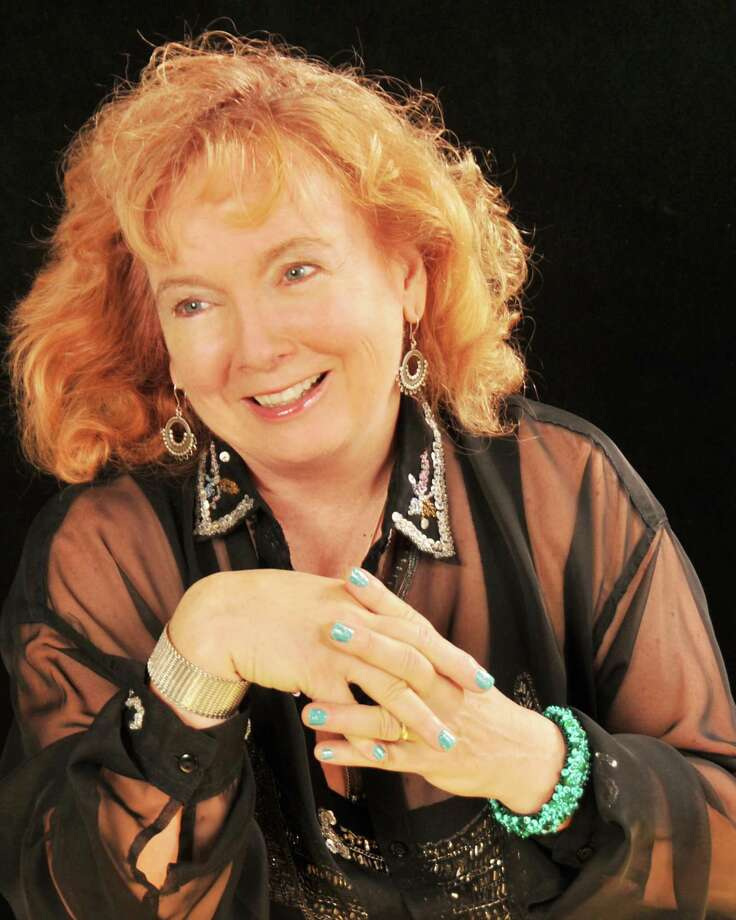 Suzanne Sheridan, songwriter, will be apperaing with poet Ralph Adams for a Westport Historical Society coffeehouse. Photo: Contributed Photo / Westport News