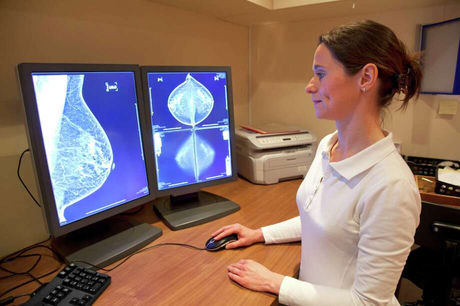 The transition from analog to digital imaging and 3-D technology, mammograms have become the first line of defense for breast cancer. / iStockphoto