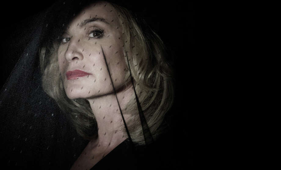 AMERICAN HORROR STORY: COVEN -- Pictured: Jessica Lange as Fiona -- CR: Frank Ockenfels/FX