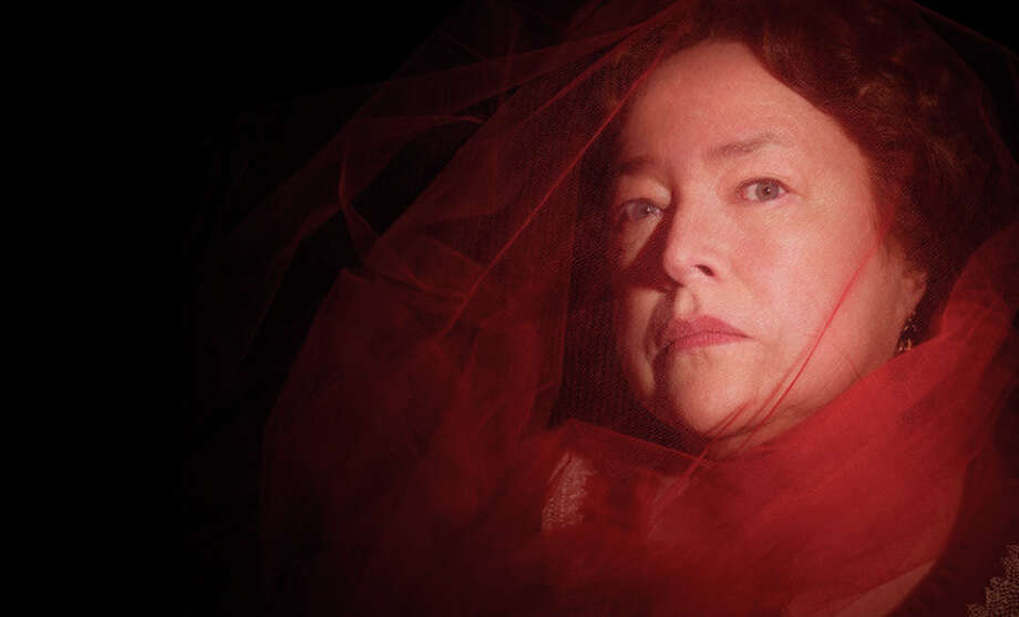 AMERICAN HORROR STORY: COVEN -- Pictured: Kathy Bates as Madame LaLaurie -- CR: Frank Ockenfels/FX