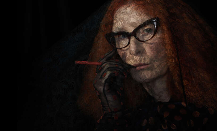 AMERICAN HORROR STORY: COVEN -- Pictured: Frances Conroy as Myrtle -- CR: Frank Ockenfels/FX