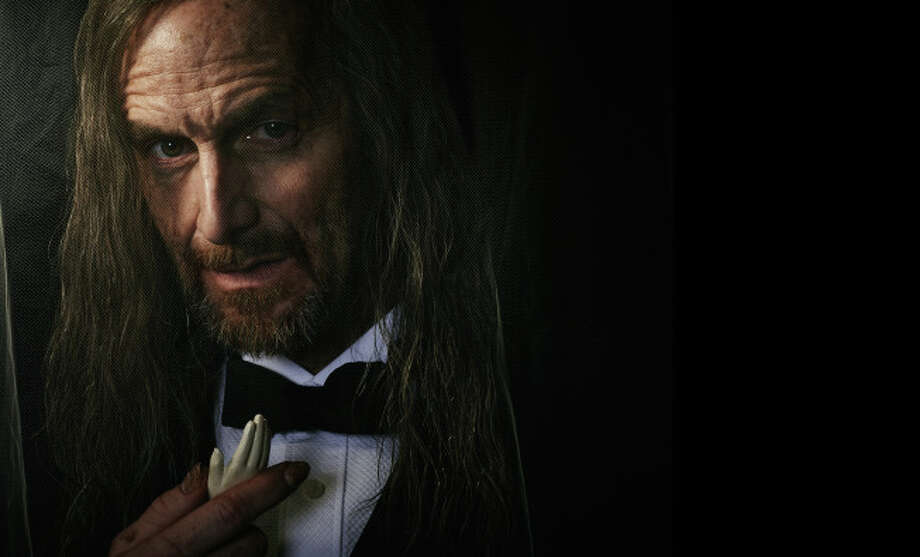 AMERICAN HORROR STORY: COVEN -- Pictured: Denis O'Hare as Spalding -- CR: Frank Ockenfels/FX