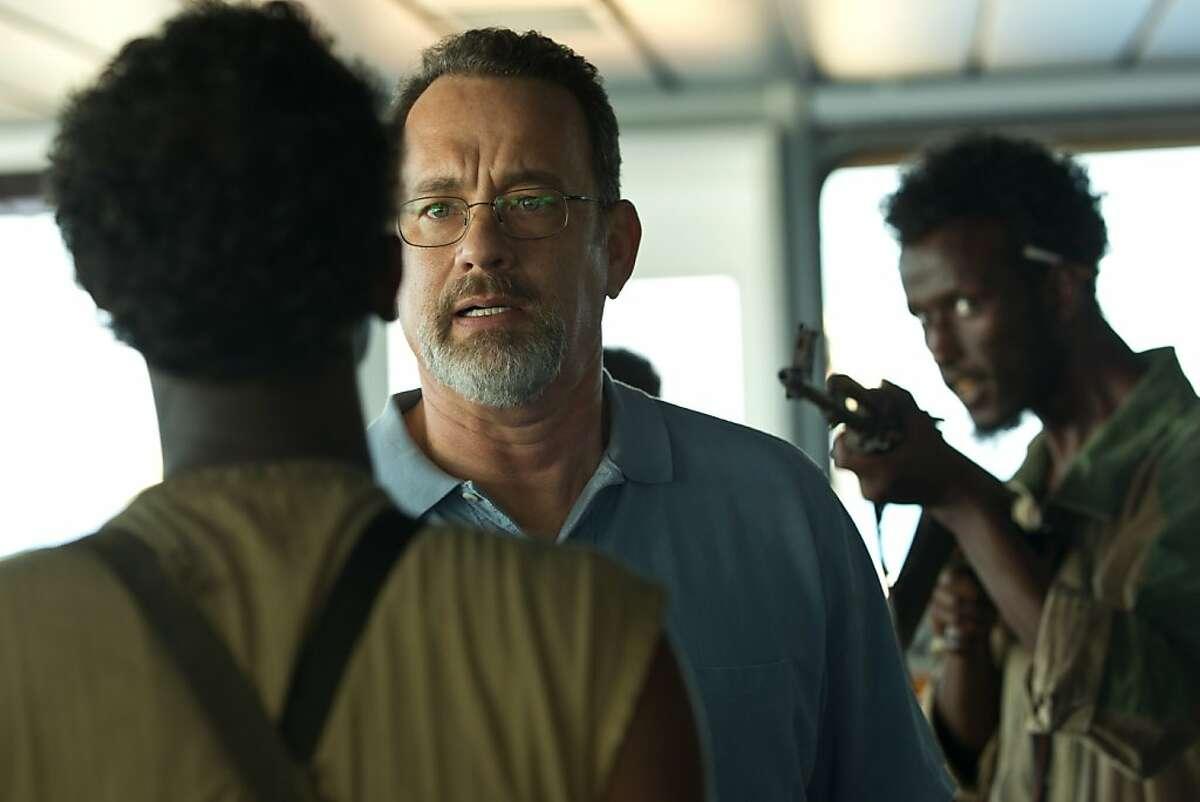 "Tom Hanks stars in Columbia Pictures' ""Captain Phillips."""