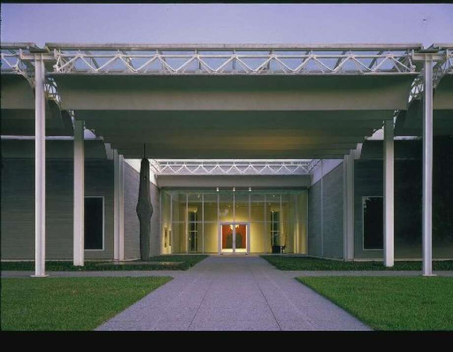 View local and international art as well as other free displays at The Menil Collection museum in Montrose. Photo: The Menil Colletion